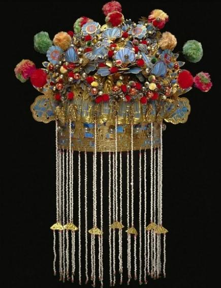 中国古代凤冠欣赏